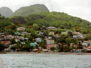 St. Lucia homes