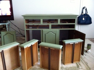 tv stand - during | Atwell Adventures