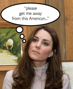kate not impressed | atwell adventures