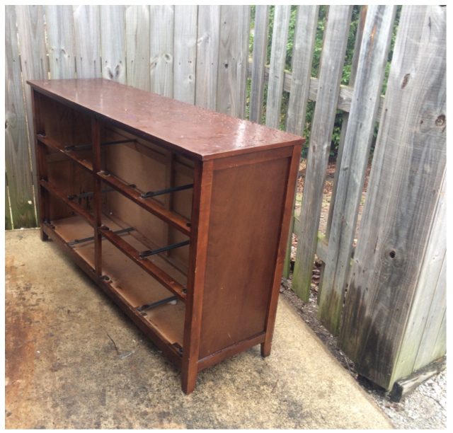 dumpster dresser to console | Atwell Adventures.001