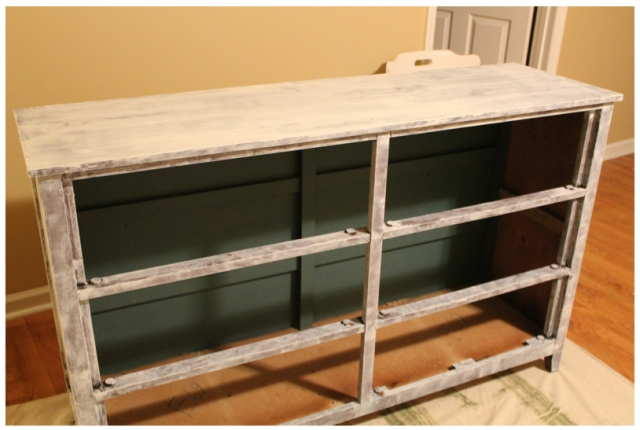 dumpster dresser to console | Atwell Adventures.007