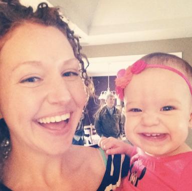 Addie Selfie