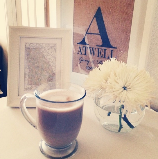 lattes at home | Atwell Adventures