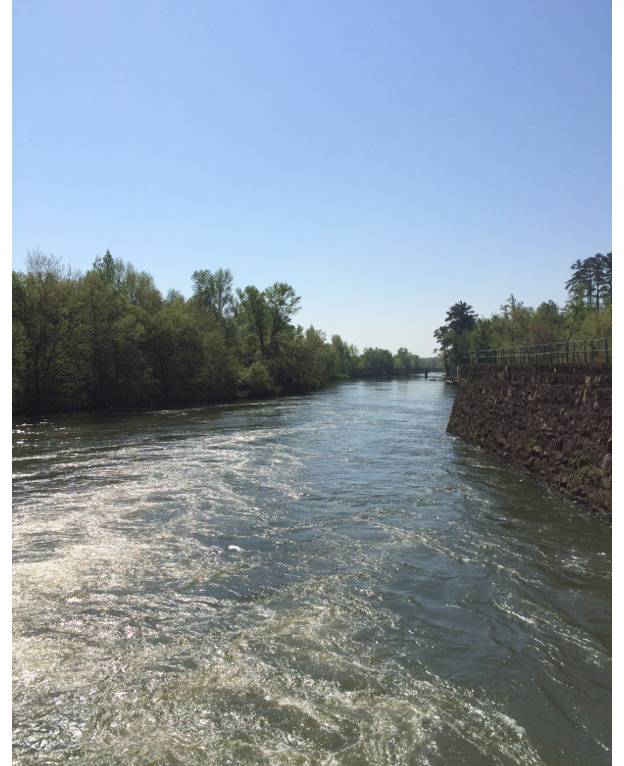 Augusta canal | Atwell Adventures 1