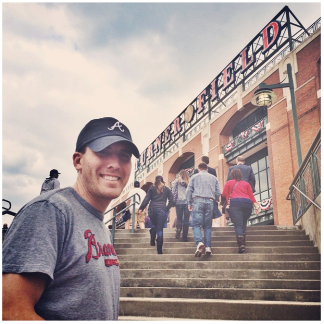 Braves Home Opener 2014 | Atwell Adventures.003