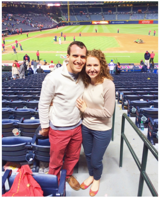 Braves Home Opener 2014 | Atwell Adventures.007