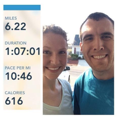 run 6 miles   Atwell Adventures 1