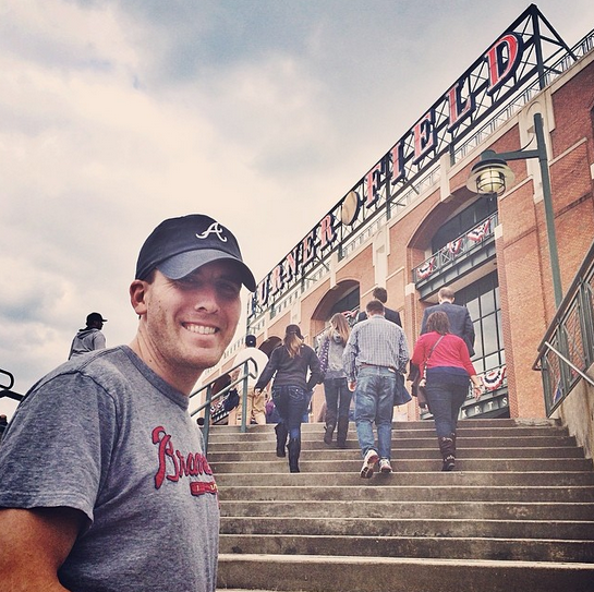 Turner Field 2014 | Atwell Adventures