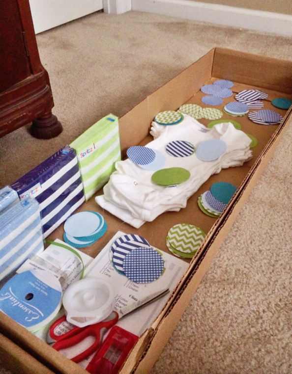 Baby Boy Shower | Atwell Adventures.001